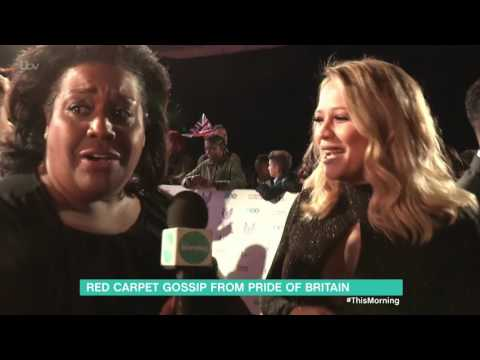 Red Carpet Gossip From The Pride Of Britain Awards | This Morning thumbnail