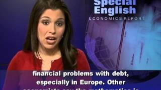 World Economy: 2012 in Review voa special english 2013
