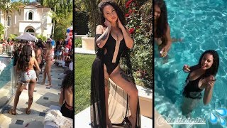 """Black Ink CHI: Kat Attends """"The Game"""" Pool Party, Keeps Her Phone (2018)"""