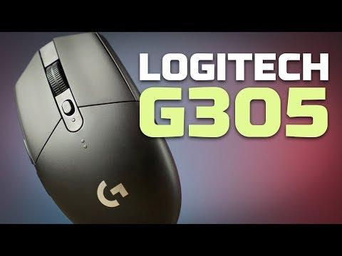Самая странная игровая мышь - Logitech G305