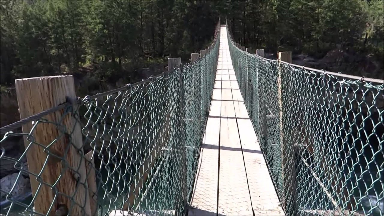 Commit error. pics of swinging bridge in montana apologise
