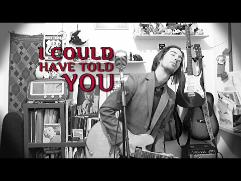 Bob Dylan - I Could Have Told You (cover from TRIPLICATE)