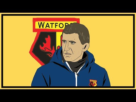 Watford Under Javi Gracia | Tactics Explained