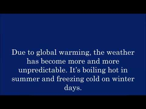 Weather | Daily English Conversation Practice - Questions and Answers by Topic