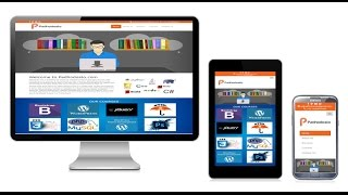 Create responsive website in bootstrap  (Hindi/Urdu) thumbnail