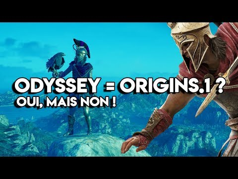 Assassin's Creed Odyssey : Ubisoft Recommence ?