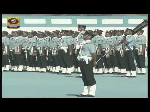 President Standard & Colours Award Ceremony 2016