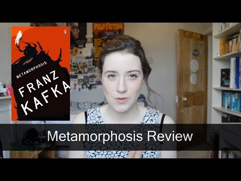 Metamorphosis by Franz Kafka Book Review