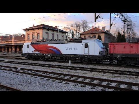 Quick catch - Siemens Vectron arriving to Croatia