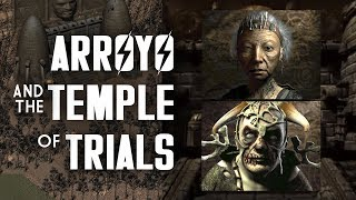 The Story of Fallout 2 Part 1 Arroyo and the Temple of Trials