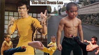 NEXT GENERATION BRUCE LE, MARTIAL ARTS KID,RYUSEI IMAI