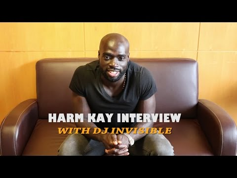 THE AFROCENTRIC SHOW WITH HARM KAY
