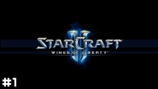 StarCraft 2: Wings of Liberty #1 - A Zerg, A Shotgun, and You