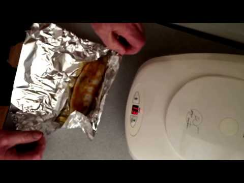 Cook Fish Using A George Forman Grill