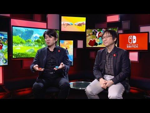 開発陣が語る「Nintendo Switch」ができるまで