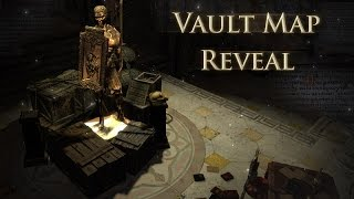 Path of Exile - 2.4.0 Vault Map Reveal