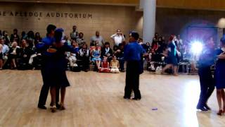 American Ballroom Dance Theater 5/10/09 Dance Competition at Columbia University 1