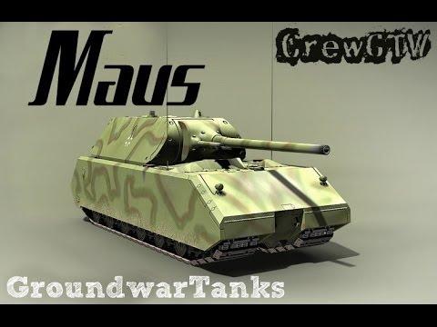 Maus в Ground War Tanks.