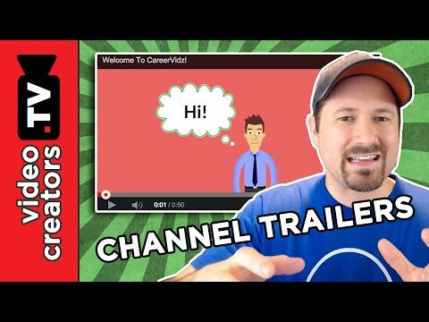 How To Get YouTube Subscribers with a Killer Channel Trailer [CR Ep. #06]
