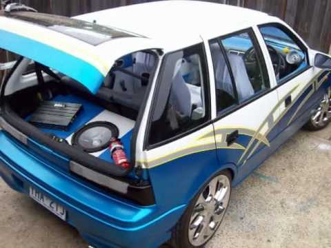 Custom Holden Barina Youtube