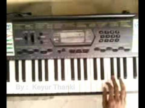 I am in love piano,Once upon a time in mumbai
