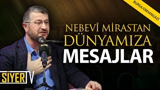 Nebevi Mirastan Günümüze Mesajlar | Muhammed Emin Yıldırım (Bursa / Orhangazi)