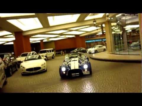 Shelby AC Cobra 427 in Dubai