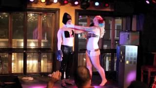 Bella Barecatt & Lana Lovecakes   Wrecking Ball   Strip Cheese Ii
