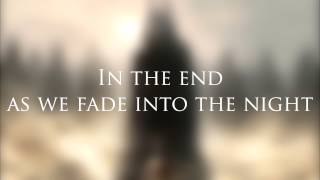 Black Veil Brides - In The End (Lyric Video) (NEW SONG 2012!)