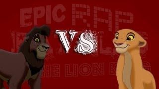 Kovu vs Kiara - Epic Rap Battles of the Lion King #2