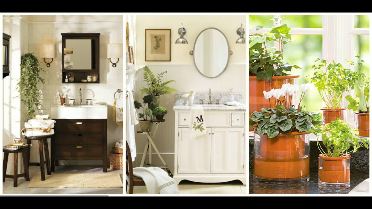 Top 40 Small Bathroom Decorating Ideas Pinterest Youtube