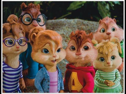 Alvin e os esquilos cantando Prometida  Broz
