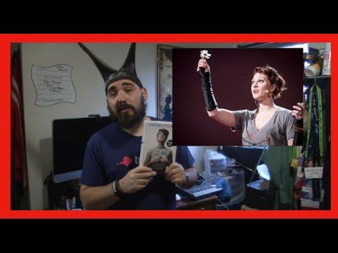 Amanda Palmer Art of Asking Vlog/review