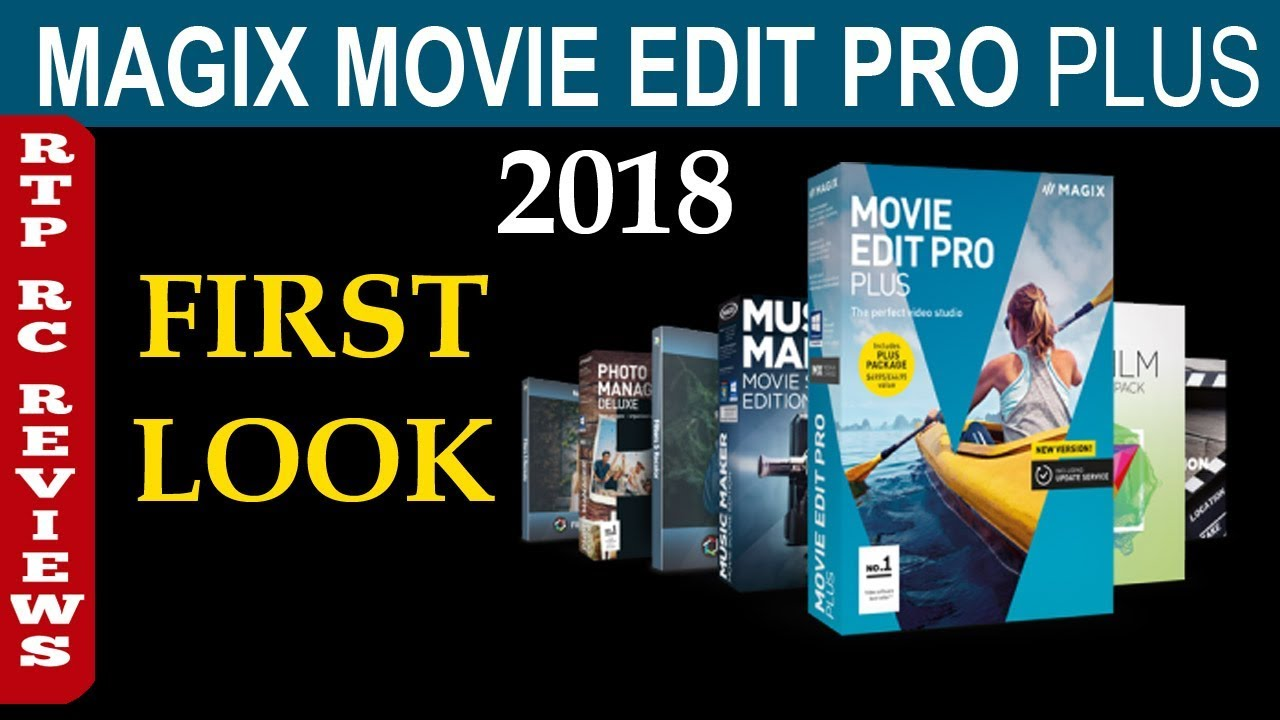 Magix Movie Edit Pro 2018 Release First Look Mep Giveaway Results