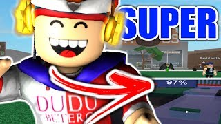 I won Super powers at Lumber Tycoon #52 (Roblox)