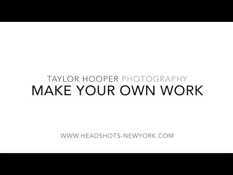 Acting as a Business Series, Episode 5: Make your Own Work!