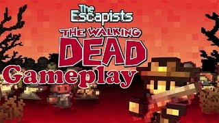 The Escapists: The Walking Dead Gameplay  | No Commentary | HD