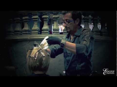 EDGES Salon & Spa  By GoOsefilms Inc. Gustav Nel Calgary Hair Salon
