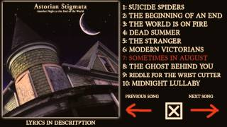 Astorian Stigmata - Sometimes In August (Another Night... Full Record Stream) YouTube Videos