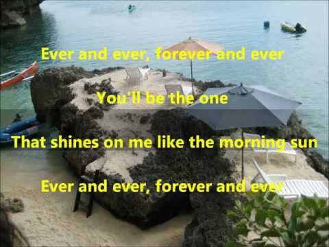 Forever and Ever With Lyrics By Engelbert Humperdinck