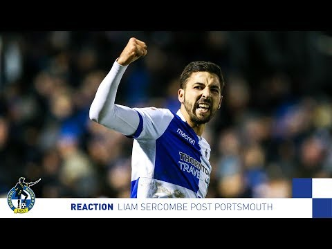 Reaction: Liam Sercombe Post Portsmouth