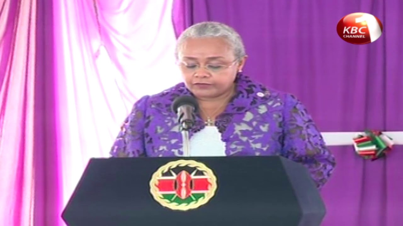 First Lady Margaret Kenyatta launches Strategic Framework