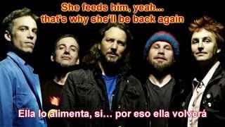 Pearl Jam - Better Man (Subtitulado Español-Ingles)