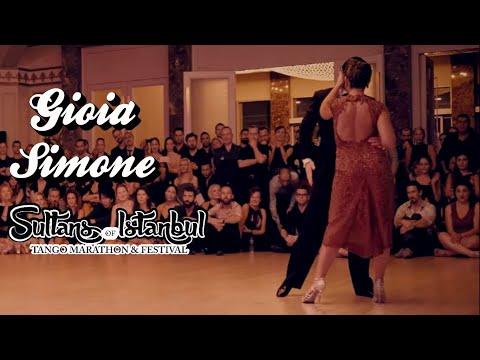 Wonderful! Gioia Abballe & Simone Facchini, - Adiós Querida - Juan D'Arienzo #Sultanstango'19