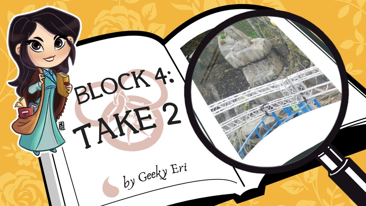 Download Geeky Eri Breaks Down The Wheel of Time, Block 4: Take 2