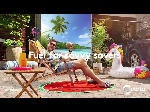 CERTA FUEL GIVEAWAY WITH THE A LIST