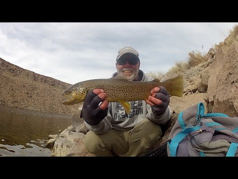 A Few Days Fishing Around Bishop,California