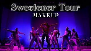 Ariana Grande -Make Up | DVD Sweetener World Tour Live [HD]