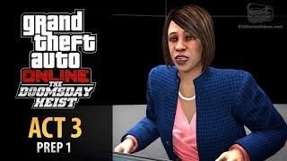 GTA Online: Doomsday Heist Act #3 - Prep: Marked Cash (Elite & Mastermind II)