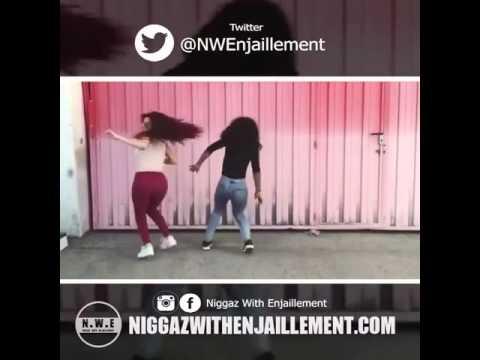Niggaz With Enjaillement - (shoki, Alkayida , Dab) Dance